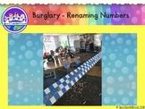 #mathsburglary - Renaming Numbers