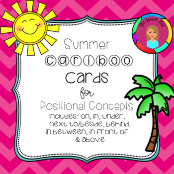 Summer Cariboo Cards - Spatial Concepts