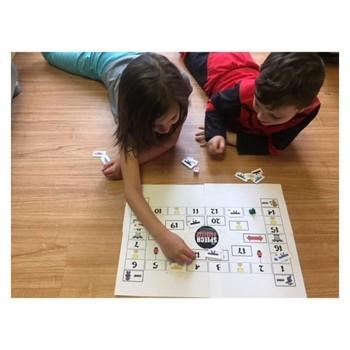 The Speech Ninja Board Game