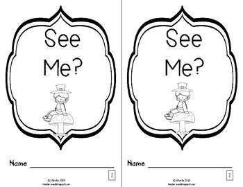 """""""me"""" Little Reader"""