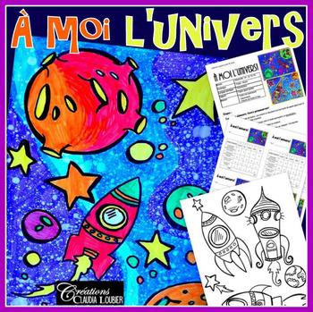 Arts plastiques: À moi l' univers ! - Sciences