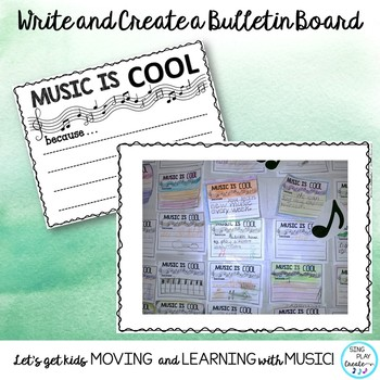 MIOSM: Classroom Decor Poster, Bulletin Board and Printables