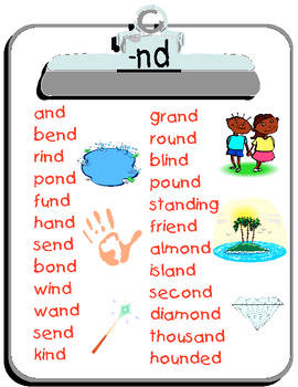 -nd word list
