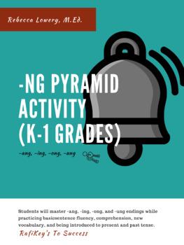 -ng Pyramid Kindergarten Activity
