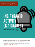 -ng Pyramid Activity