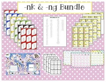 """""""nk"""" & """"ng"""" Bundle"""