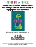 #nofrillsclassroom Fish in a Tree Read Aloud Lessons and A