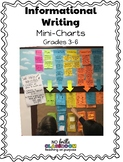 #nofrillsclassroom Self-Help Writing Charts (Informational