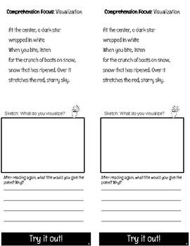 #nofrillsfreebie Poetry Flipmark created by Lauren Bakian Aaker