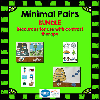 Contrast Therapy - Minimal Pair Bundle
