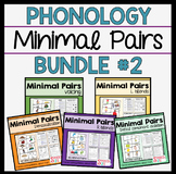 Minimal Pairs Bundle 2: Initial Consonant Deletion, Voicing, R/L Blends,