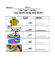 -oat word family worksheets