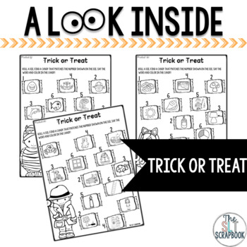 Spooky Speech Games- No Prep- Halloween Themed Speech and Language Therapy