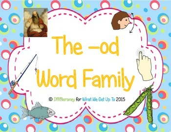 -od Word Family