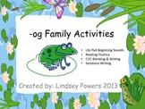 -og Family Activities