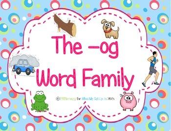 -og Word Family