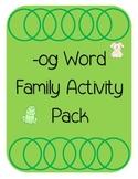 -og Word Family Activities