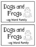 -og Word Family Emergent Reader