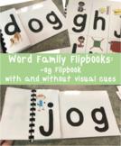-og Word Family Flip Book