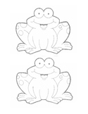 -og Word Family - Frogs on a Log Activity