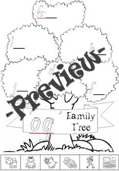 -og Word Family Tree