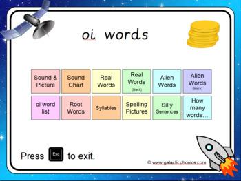 The 'oi' PowerPoint