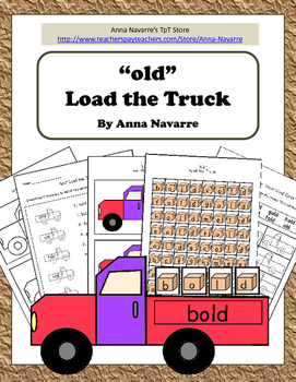 """old"" Load the Truck"