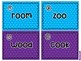 'oo' Differentiated Write the Room