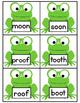 /oo/ Word Sort {Frog Theme}