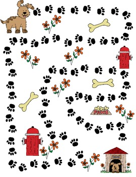 -oo (as in Woof) Word Game: Woof Woof! Dogs Day Out