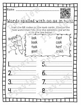-oo as in book QR Codes