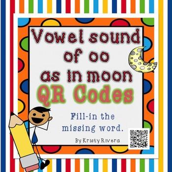 -oo as in moon QR Codes