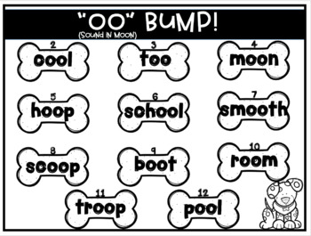 """""""oo"""" (like in moon) BUMP"""