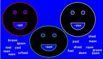 Promethean Board Flipchart -ool, -oon, -oom