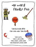 -op word family fun