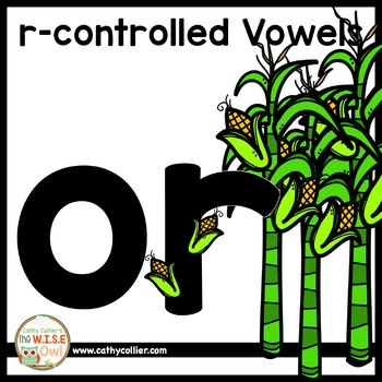 R-Controlled Vowels - or