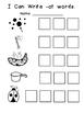 -ot Word Family Emergent Reader Kindergarten with Pocket C