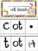 -ot word family flip book