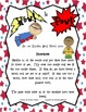 -ow Rhyme Matching Word Game Pack