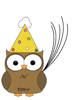-ow Sort: Owl's Party