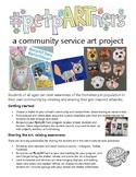 #petpARTners: a community service project