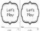 """""""play"""" Little Reader"""