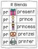 -pr Blend Anchor Chart & Practice {Click File, Print}