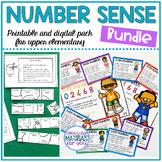 Number Sense BUNDLE | Google™ Classroom