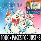 #ringin2019 KINDERGARTEN AND YEAR 1 literacy bundle
