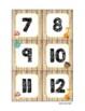 #roomdecor Classroom Decor Adorable Forest Animals Calendar