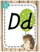 #roomdecor Classroom Decor Alphabet Posters - Woodland Forest Animals - Italics