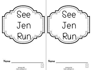 """""""run"""" Little Reader"""