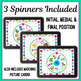 FREE /s/ Articulation Spinners - No Print - /s/ In All Positions