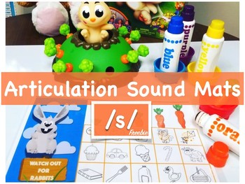 /s/ - Sound Mat - Jumping Rabbit Game Companion